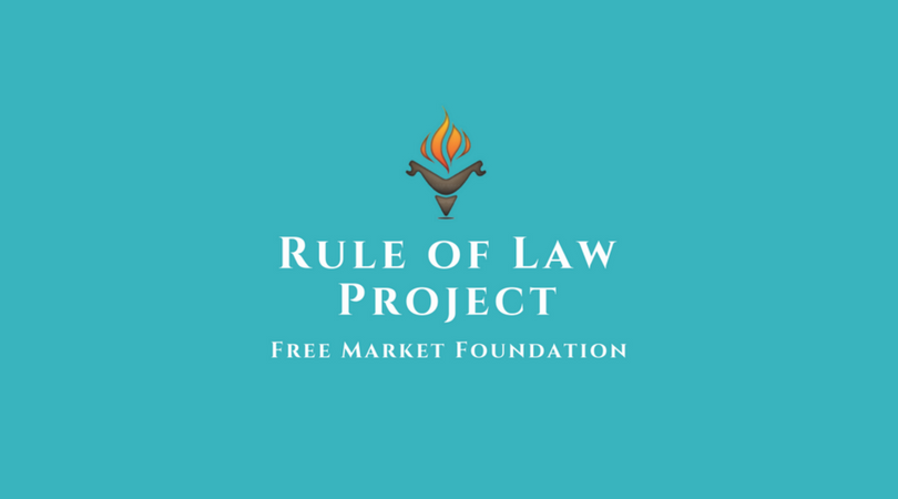 8th Imperative of the Rule of Law